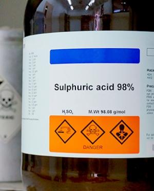 Sulphuric Acid Collection
